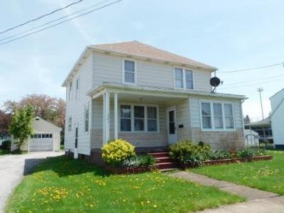 Elk County Single Family Home For Sale: 421 Berwind St