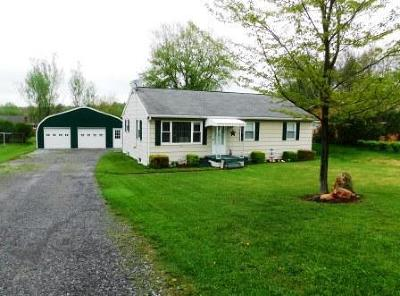 Elk County Single Family Home For Sale: 951 Fern Rd
