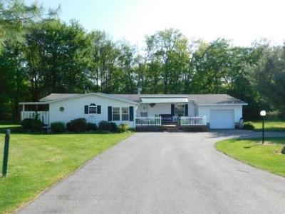 Ridgway Single Family Home For Sale: 187 Sylvan Heights Rd