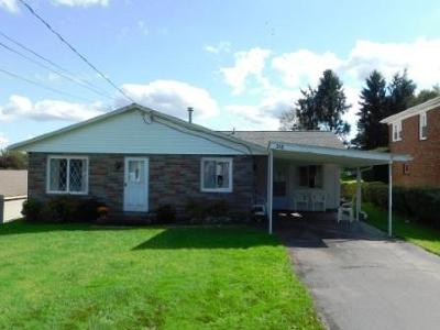 Elk County Single Family Home For Sale: 348 Dewey Cir