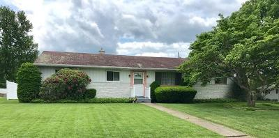 Ridgway PA Single Family Home For Sale: $92,000