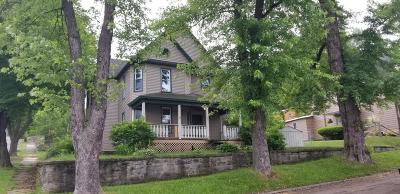 Johnsonburg Single Family Home Pending: 603 2nd Ave