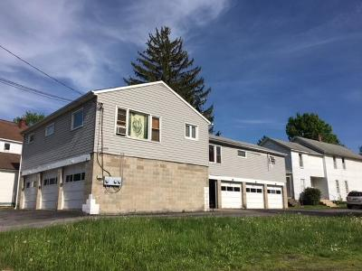Ridgway PA Single Family Home For Sale: $95,000