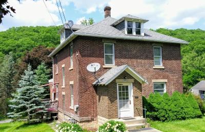 Ridgway PA Single Family Home For Sale: $75,900