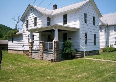 Emporium PA Single Family Home For Sale: $53,500