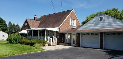 Single Family Home For Sale: 4622 Route 219