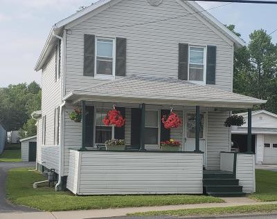 Elk County Single Family Home For Sale: 412 Main St