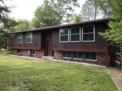 Elk County Single Family Home For Sale: 177 Averyville Rd