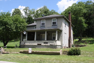 Driftwood PA Single Family Home For Sale: $55,000