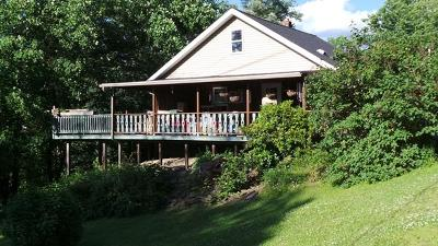 Cameron County Single Family Home For Sale: 115 South Mountain Rd