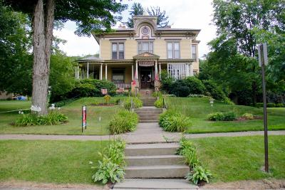 Ridgway PA Victorian Bed & Breakfast For Sale: $580,000