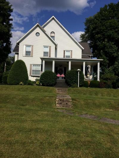 Elk County Single Family Home For Sale: 154 Montmorenci Rd