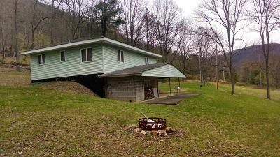 Cameron County Single Family Home For Sale: 177 Cabin Rd