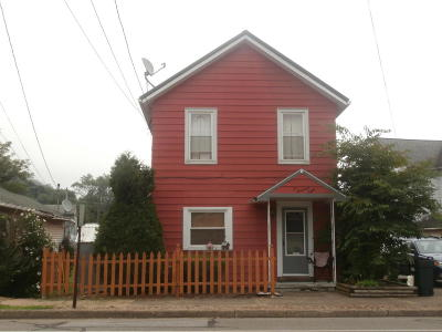 Emporium PA Single Family Home For Sale: $58,000