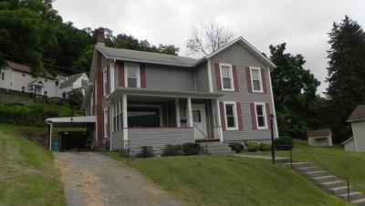 Cameron County Single Family Home For Sale: 210 E Allegany Ave