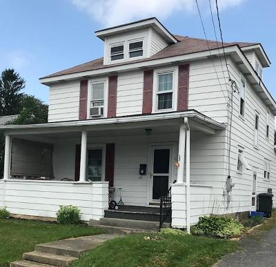 Saint Marys PA Single Family Home For Sale: $110,000