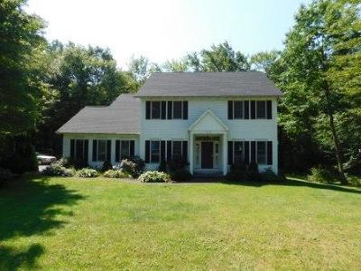 Elk County Single Family Home For Sale: 111 Thunder Rd