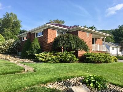Ridgway PA Single Family Home For Sale: $119,900