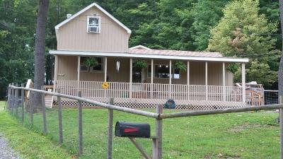 Cameron County Single Family Home For Sale: 7193 Hunts Run Rd