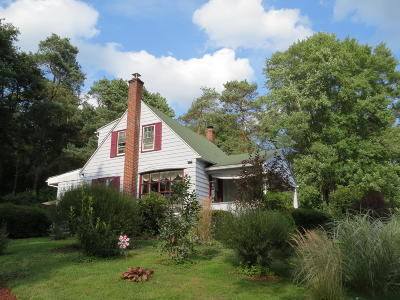 Elk County Single Family Home For Sale: 729 Long Level Rd