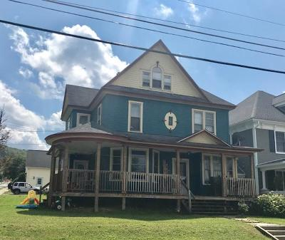 Ridgway PA Multi Family Home For Sale: $66,000