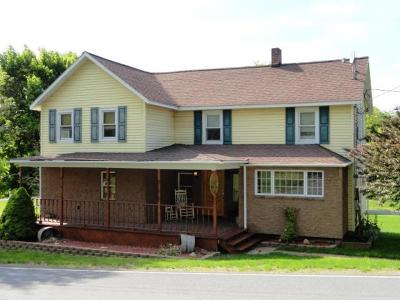 Elk County Single Family Home For Sale: 57 Rasselas Rd