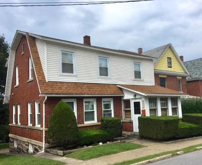 Johnsonburg Single Family Home For Sale: 526 Penn St