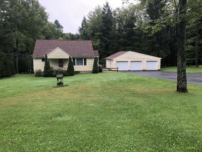 Elk County Single Family Home For Sale: 171 Taft Rd