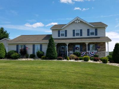 Elk County Single Family Home For Sale: 200 Clearview Dr
