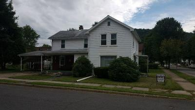 Emporium PA Single Family Home For Sale: $49,000