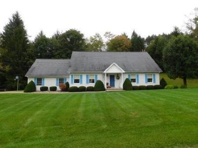 Elk County Single Family Home For Sale: 614 Vermont Rd
