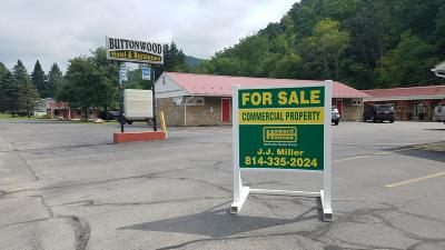 Elk County Commercial For Sale: 368 Sizerville Rd