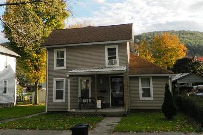 Emporium PA Single Family Home For Sale: $118,500