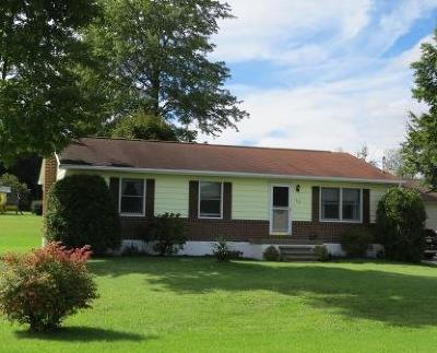 Elk County Single Family Home For Sale: 160 Averyville Rd