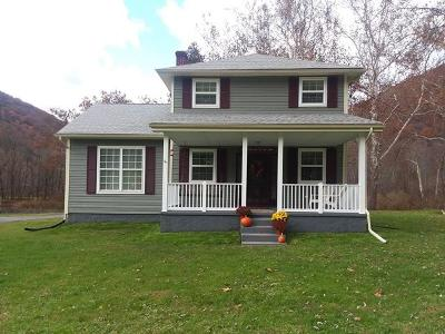 Driftwood PA Single Family Home For Sale: $149,900