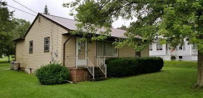 Elk County Single Family Home For Sale: 139 Hemlock Rd