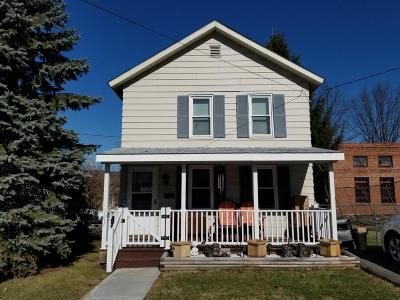 Elk County Single Family Home For Sale: 209 South St