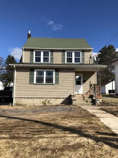 Elk County Single Family Home For Sale: 535 South St Marys St