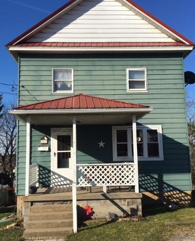 Elk County Single Family Home For Sale: 165 Neubert St