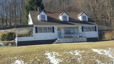 Emporium PA Single Family Home For Sale: $75,000
