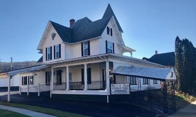 Ridgway PA Commercial For Sale: $139,900