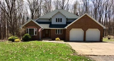 Elk County Single Family Home For Sale: 774 Robin Rd