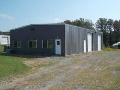 Elk County Commercial For Sale: 394 Grotzinger Rd