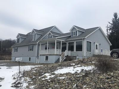 Elk County Commercial For Sale: 3786 Wilcox Rd