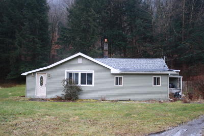 Cameron County Single Family Home For Sale: 4061 Rich Valley Rd