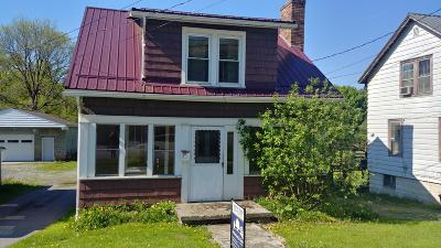 Elk County Single Family Home For Sale: 609 W Main St