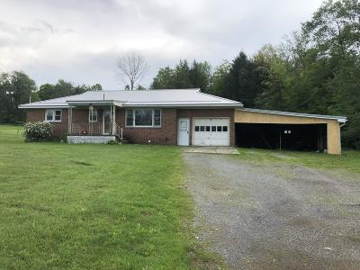 Elk County Single Family Home For Sale: 1762 Bucktail Rd