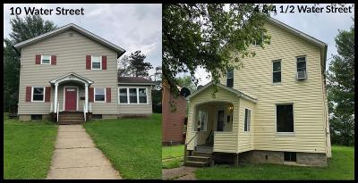Elk County Multi Family Home For Sale: 10 & 4/4.5 Water St