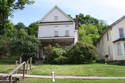 Emporium PA Single Family Home For Sale: $25,000