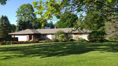 Single Family Home For Sale: 880 S Michael Rd